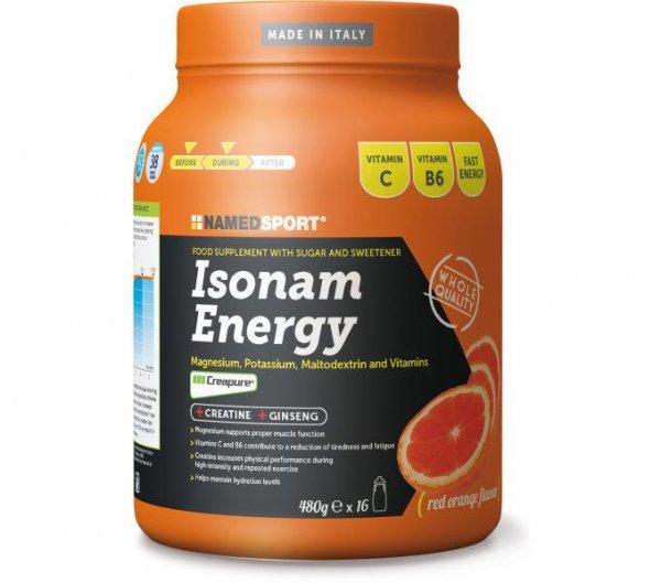 Nápoj ISOMAN ENERGY