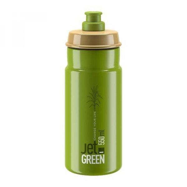 Fľaša JET GREEN 550ml